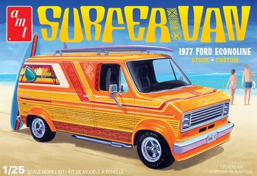 1977 FORD SURFER VAN 1/25