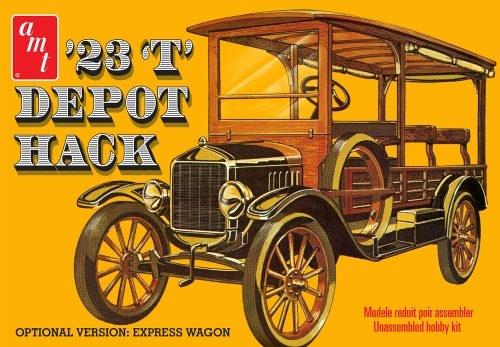 1923 FORD T DEPOT HACK 1/25