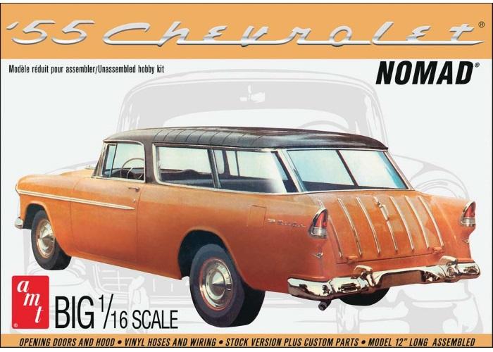 1955 Chevy Nomad Wagon 1/16