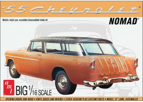 1955 Chevy Nomad Wagon 1/16