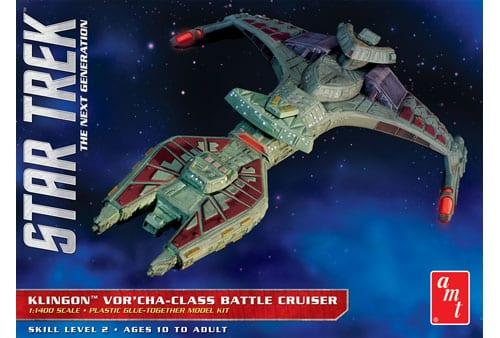 Star Trek Klingon Vor'Cha 1/400