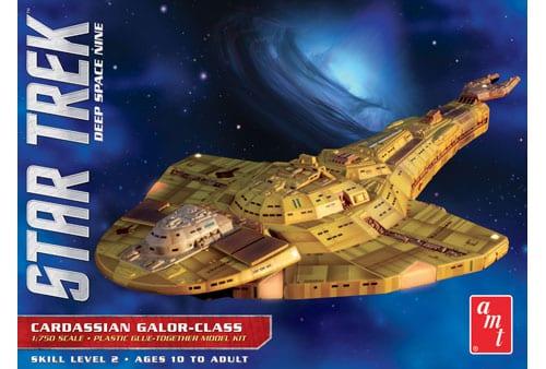 Star Trek: The Deep Space Nine: Cardassian Galor – Class 1/750