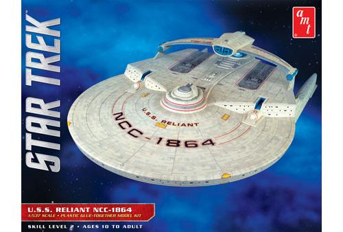 Star Trek U.S.S. Reliant 1/537