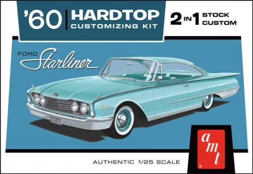 1960 Ford Starliner 1/25