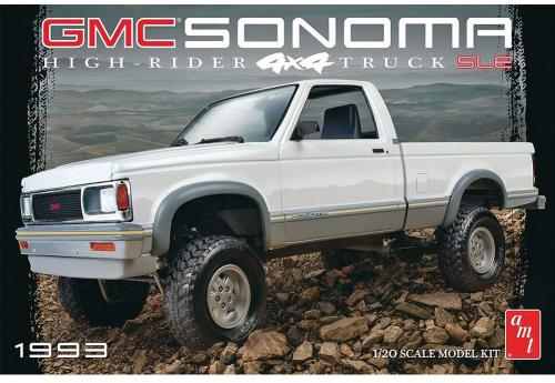 1993 GMC Sonoma 4x4 1/20