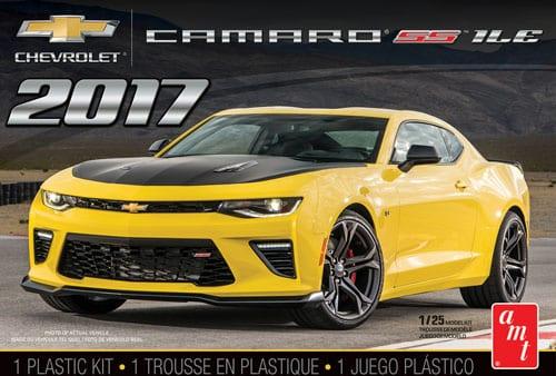2017 Chevy Camaro SS 1LE 1/25
