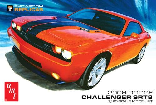 2008 Dodge Challenger SRT8 1/25