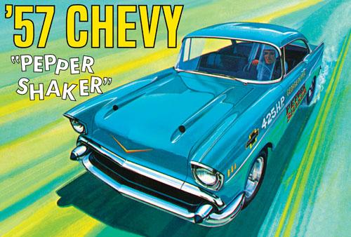 1957 Chevy Pepper Shaker 1/25