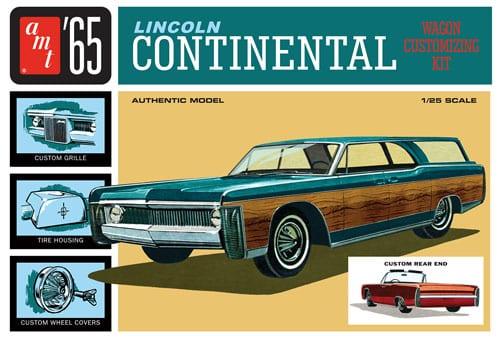 '65 Lincoln Continental  1/25