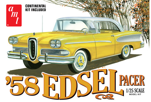 '58 Edsel Pacer