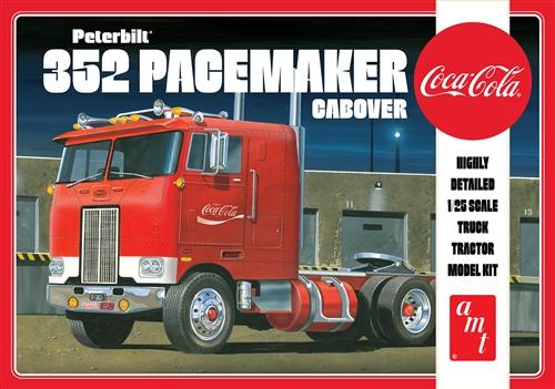 Peterbilt 352 Pacemaker Cabover 1/25