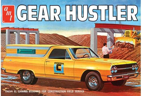 """1965 Chevy El Camino """"Gear Hustler"""" 1/25"""
