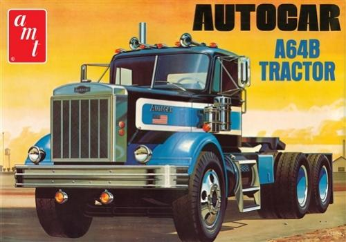 Autocar A64B Semi Tractor 1/25