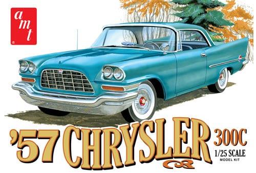 1957 Chrysler 300 1/25