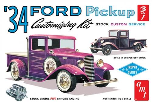 1934 Ford Pickup 1/25