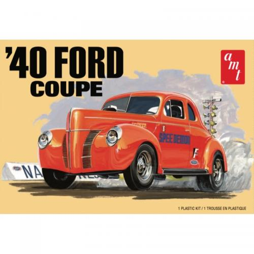 1940 Ford Coupe 1/25