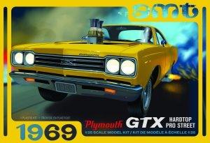1969 Plymouth Gtx Hardtop Pro Street 1/25