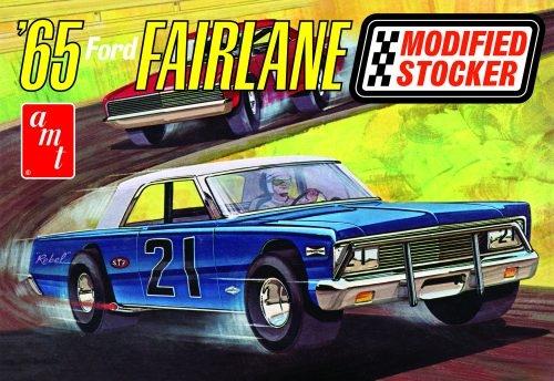 1965 Ford Fairlane Modified Stocker 1/25