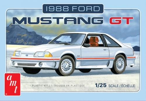 1988 FORD MUSTANG 1/25
