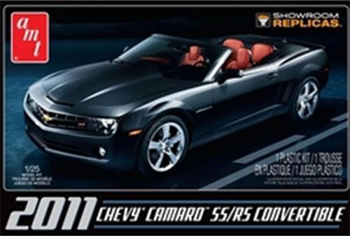 2011 Chevy Camaro Convertible 1/25