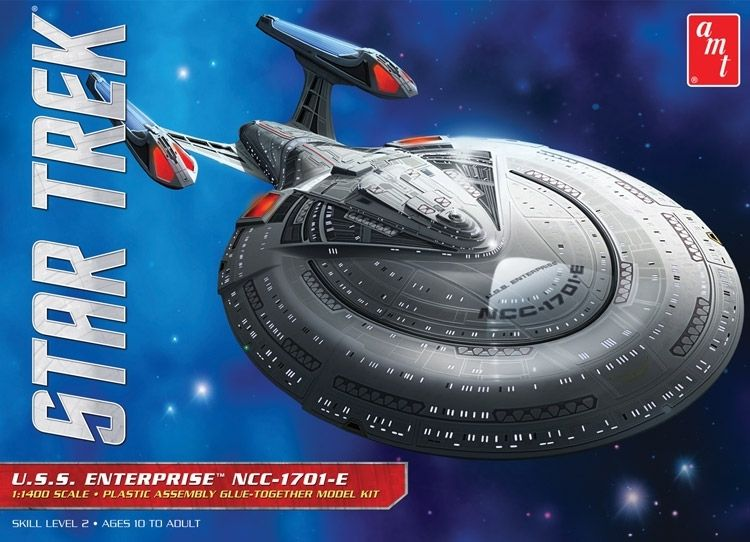 USS Enterprise 1701-E 1/1400