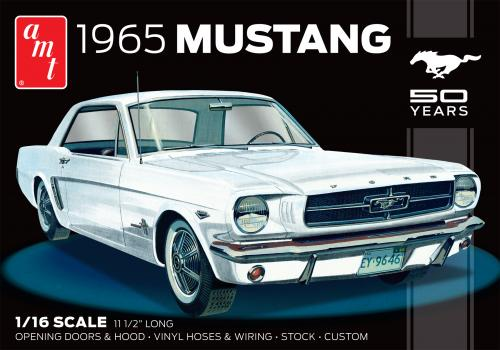 1965 Ford Mustang 1/16