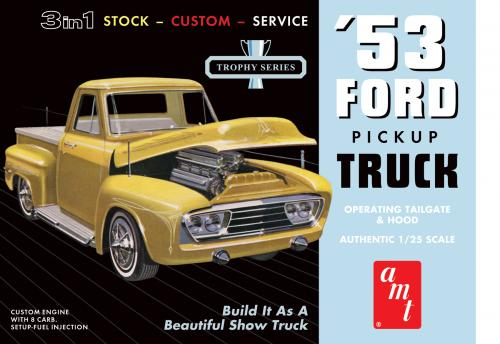 1953 Ford Pickup 1/25