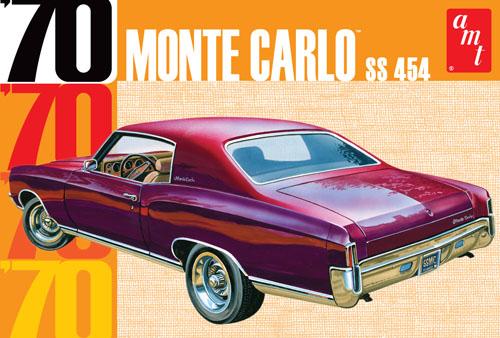 1970 Chevy Monte Carlo 1/25