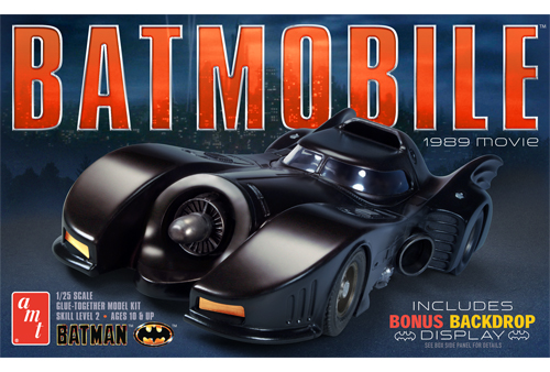 1989 Batmobile 1/25
