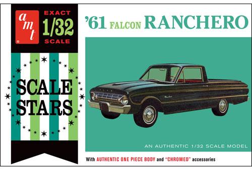 1961 Ford Ranchero 1/32