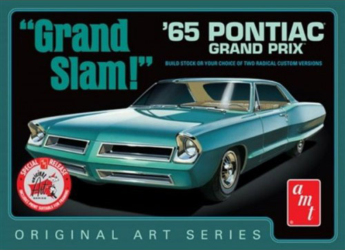 1965 Pontiac Grand Prix - Vit - 1/25