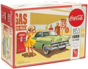 Coca-Cola 1953 Ford Victoria Hardtop 1/24