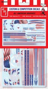 All American Graphics Custom Decals 1/25