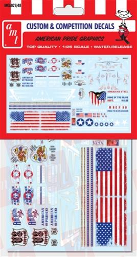 American Pride Graphics Custom Decals 1/25