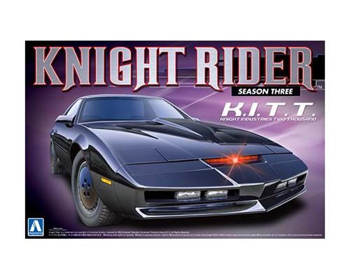 Knight Rider Knight2000 K.I.T.T Season III 1/24