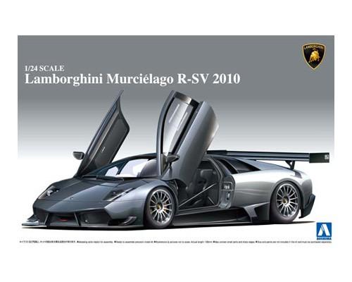 Lamborghini Murcielago R-SV 2010