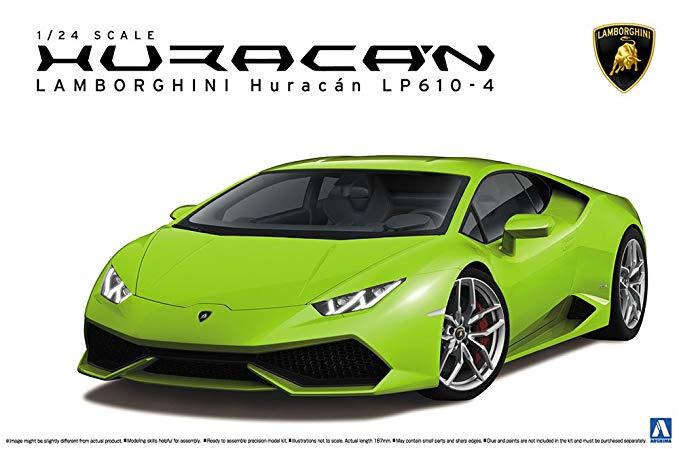 Lamborghini Huracan LP610-4 1/24