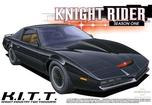 Knight Rider 2000 Season 1 1/24