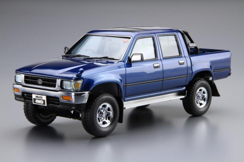Toyota Hilux Pick Up Double Cab 4WD ´94 1/24