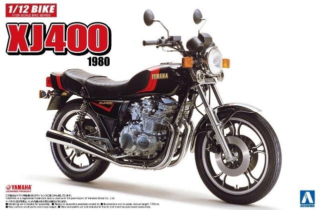 Yamaha XJ400 1/12