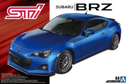 STI ZC6 Subaru BRZ '12 1/24