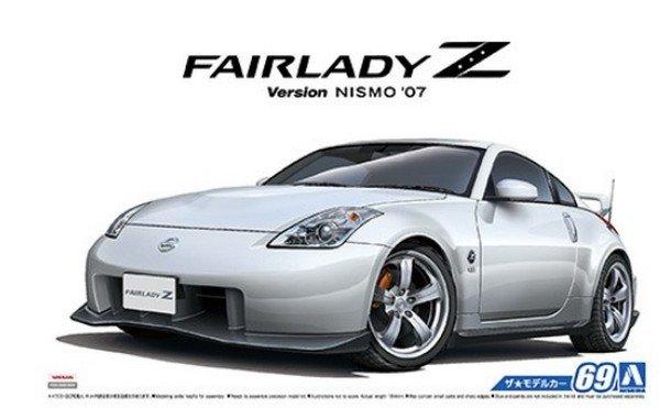 Nissan Z33 Fairlady Z Version Nismo '07 1/24