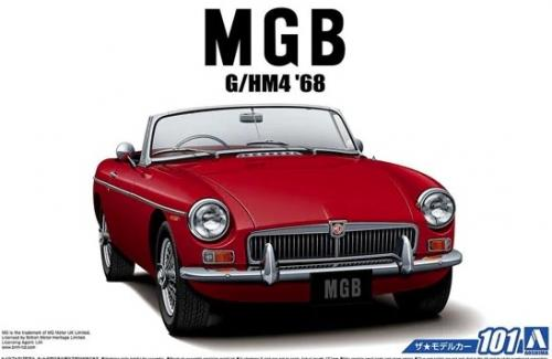 BLMC G/HM4 MG-B MK-2 '68 1/24