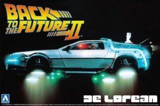 Back to the Future II DeLorean 1/24