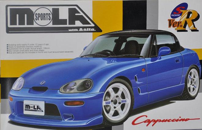 Suzuki Mola Sports 1/24