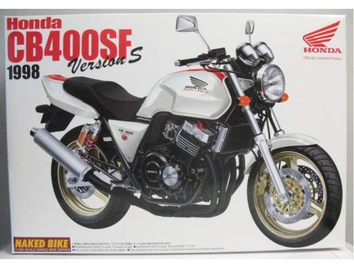 Honda CB400SF Version S 1998 1/12