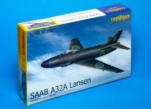 SAAB A32A Lansen 1/48