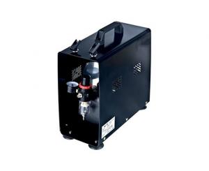 Airbrush Kompressor 1/6HP med 3L Tank (0-4BAR)