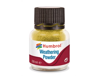 Weathering Powder Sand