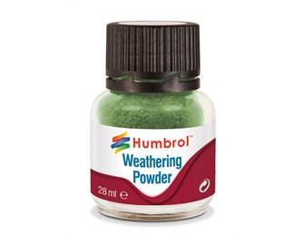 Humbrol - Weathering Powder Chrome Oxide Green
